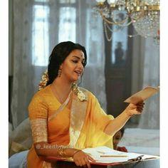 Bengali Bridal Makeup, Indian Bridal, Indian Film Actress, Indian Actresses, Keerti Suresh, Saree Look, Most Beautiful Indian Actress, Saree Styles, Indian Beauty Saree
