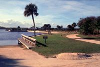 Gamble Rogers State Park Florida