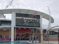 Royal Caribbean Freedom of the Seas cruise ship article