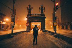 mattdoscher:    Juno  Williamsburg Bridge  NYC 15