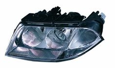 Replacement Depo 341 1109l Ac Driver Side Headlight For 01 05 Volkswagen Pat