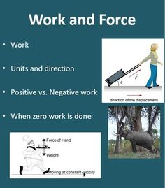This 11 slide physics lesson package discusses the relationship between Work and Force. There is one video embedded into the PowerPoint as well as THREE practice questions to keep your students engaged throughout the lesson and the answers are included on the teacher version. It is geared towards students who are in high school physics, either junior or senior years. The PowerPoint contains diagrams, examples and explanations. It includes the lesson and a student lesson handout.