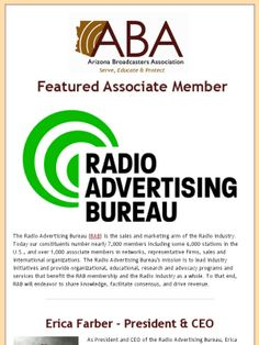 Radio Advertising Bureau Radio Advertising, Learning Courses, Email Marketing, Leadership, How To Get