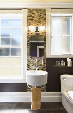 white round sink without vanity, with towel rack under it of Any Kinds of Towel Rack for Sink