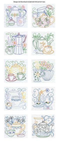 .  #teapots