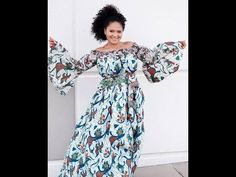 2020 HOTTEST AND LATEST AFRICAN ANKARA STYLES: LONG DRESSES I MAXI STYLE... Long Ankara Dresses, Ankara Skirt And Blouse, Ankara Gown Styles, Latest Ankara Styles, Ankara Gowns, Maxi Styles, Blouse Styles, African Fashion Ankara, Short Gowns