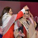 Agustina Barot, es la nueva reina del Poncho 2015