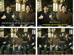 phelps twins - fred and george