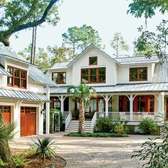 Modern Dogtrot Home: Lowcountry Living