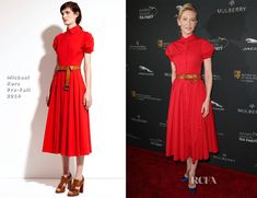 Cate Blanchett In Michael Kors – BAFTA LA 2014 Awards Season Tea Party