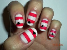 I want these fingernails and I want to learn how to do this.