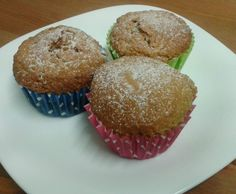 Muffinki kawowe z Bailey's