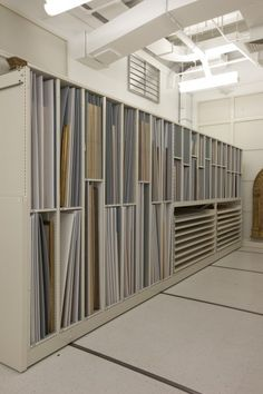 Print collection specialized storage by Montel