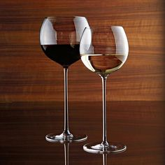 Camille 23 oz. Red Wine Glass in Wine Glasses | Crate and Barrel