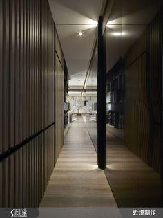 現代風的裝潢圖片為近境制作的設計作品,該設計案例是一間總坪數為53,格局為兩房,更多近境制作設計案例作品都在設計家 Searchome
