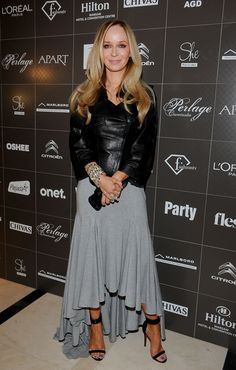 Joanna Przetakiewicz Style Icons, What To Wear, Classy, Formal, My Style, Inspiration, Outfits, Clothes, Fashion