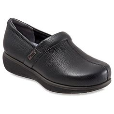 Softwalk Womens Meredith Mule Black 2 95 M US *** Check out this great product.