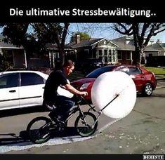 Die ultimative Stressbewältigung..