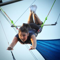Just before the #catch. @tsnynewyork #trapeze #nyc