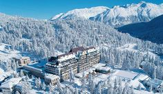 Suvretta House  St. Moritz 7500, Via Chasellas 1  Village Fringe Location, The Alps  Engadin, Switzerland