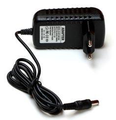 Sega Mega Drive 1 Netzteil,Stromkabel,AC Adaptor für Mega Drive 1 (Neu)