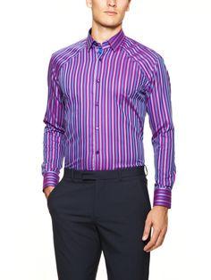 Striped Sport Shirt by Stone Rose on Gilt.com