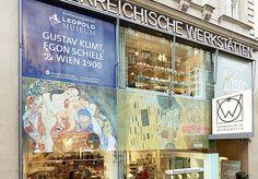 Get your Austria souvenir at the Oesterreichische Werkstaetten in Vienna #feelaustria