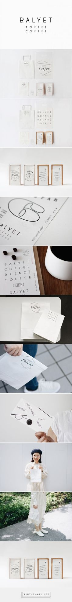 Complete visual identity including packaging design and stationery for a modern, simplistic coffee brand. Minimalism pairs with an organic, natural touch for a hipster branding board and logo design. Brand Identity Design, Corporate Design, Branding Design, Logo Design, Web Design, Layout Design, Packaging Design, Brand Packaging, Coffee Branding