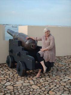 Fortaleza de São Miguel em Luanda...