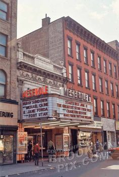 Nick Carr: Hidden in a Rite Aid, Ghosts of an Old Movie Theater