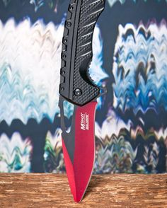#MTECH #USA #Ballistic #RED & #BLACK #FINISH #BLADE #SPRING #ASSIST #ASSISTED #KNIFE #Knivesofinstagram #igmilitia #knives #knifenut #bladeporn #Igmilitia #stainlesssteel #retro #musthave it at : - www.RIVALSWORDS.com