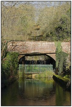 Hay Inclined Plane & Coalport Canal