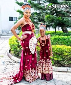 Fashion Ghana Magazine | Wedding |             SC George Photography