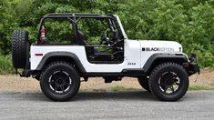 1980 Jeep Black Edition Resto Mod for sale: photos, technical specifications, description Jeep Willys, Cj Jeep, Jeep Rubicon, Jeep Cars, Jeep 4x4, Jeep Wrangler Unlimited, Wrangler Jeep, Jeep Wranglers, Jeep Cj7 For Sale