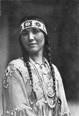 Cherokee Indian Woman (so they say.