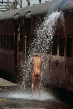 Sit back & enjoy this journey though India by train. This incredible photographic Indian railway series was shot by award winning photographer Steve McCurry