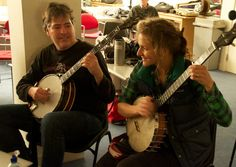 Married banjo wizards Béla Fleck and Abigail Washburn perform songs from their first album together on Morning Becomes Eclectic - http://www.kcrw.com/music/shows/morning-becomes-eclectic/bela-fleck-and-abigail-washburn/#