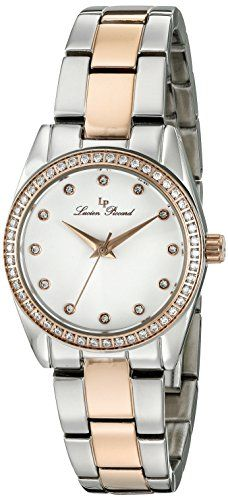 7cef447b37 Women s LP-40023-SR-22 LaBelle Stainless Steel Casual Watch   Find out more  about the great product at the image link.(It is Amazon affiliate link)   WearIT