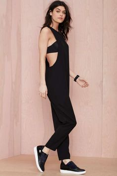 Nasty Gal Midnight Highway Jumpsuit   Shop What's New at Nasty Gal
