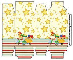 Brinquedos de Meninos - Kit Completo com molduras para convites, rótulos para guloseimas, lembrancinhas e imagens!
