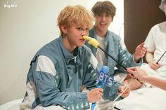 Jimin and Jungkook ❤ BTS X STARCAST! BTS 2018 Season's Greetings NAVER Photo's~ (Original: m.star.naver.com/news/end?id=10195256) #BTS #방탄소년단