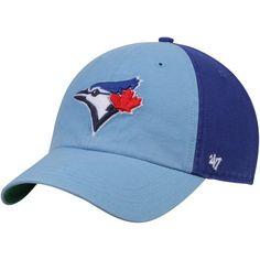 Men s  47 Light Blue Royal Toronto Blue Jays Flagstaff Clean Up Adjustable  Hat 06d58cb1ec5b