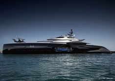 Boat Discover Officina Armare unveiled project CENTAURO - a Yacht Centauro is a motor yacht concept by Officina Armare. The design is inspired by battleships. Yacht Design, Speed Boats, Power Boats, Bateau Yacht, Explorer Yacht, Guest Cabin, Lower Deck, Yacht Boat, Motor Yacht