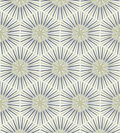 Spark by Zoffany - Blue / Silver - Wallpaper : Wallpaper Direct Zoffany Wallpaper, Wallpaper Stencil, Silver Wallpaper, Bathroom Wallpaper, Print Wallpaper, Wallpaper Roll, Hexagon Wallpaper, Ceiling Paper, Painted Rug