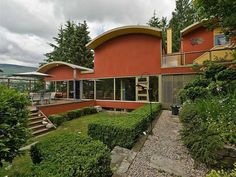 Mid-Century Modern: Wolfgang Gerson Fraser Valley, Real Estate Services, Vancouver, Mid-century Modern, Mid Century, Cabin, House Styles, Outdoor Decor, Home Decor
