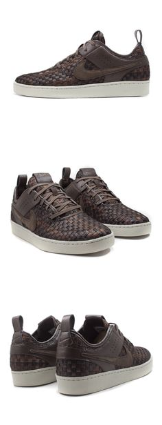 Nike: Courtside Woven NSW (Track Brown/Track Brown)