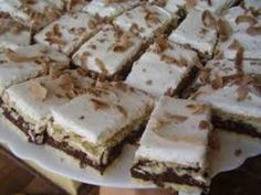 Prajituri Romanian Desserts, No Cook Desserts, Cake Recipes, Sweet Treats, Cheesecake, Cooking Recipes, Ice Cream, Sweets, Bread