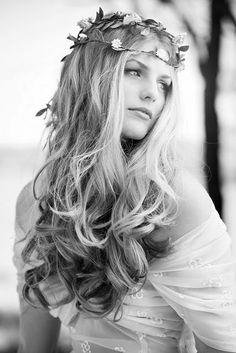 \\\ floral crown \\\