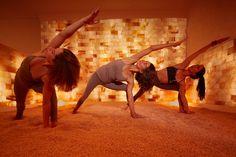 Salt Room Therapy, Spa Therapy, Massage Therapy, Asthma, Himalayan Salt Cave, Salt Inhaler, Spa Luxe, Yoga Kurse, Breathe