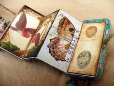 livewire jewelry: ALTERED DOMINO BOOK
